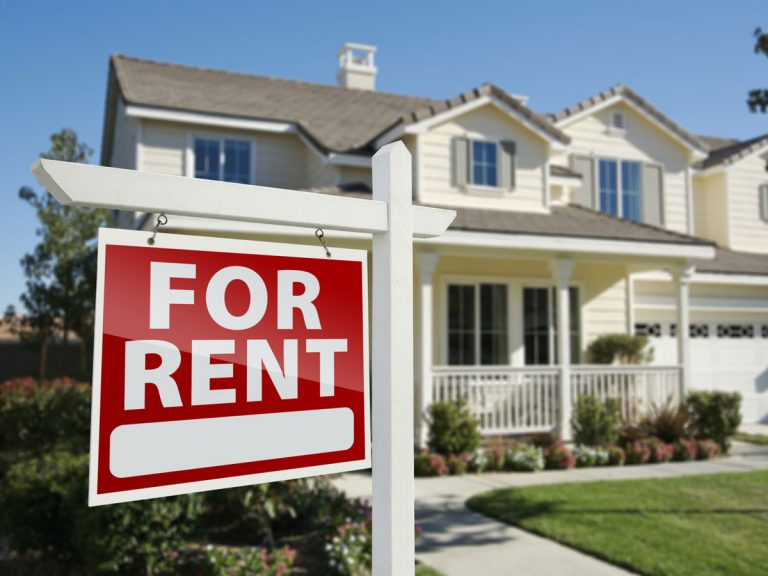 A house for rent in Triad NC