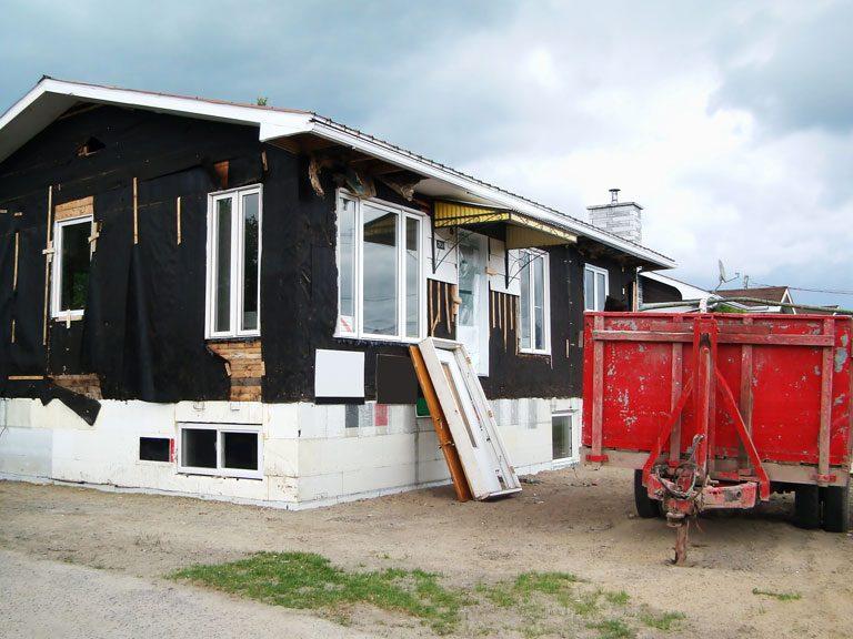 Full-house renovation in Winston-Salem