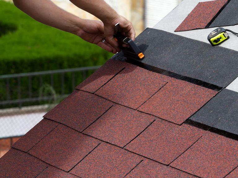 A Design of a roof named Asphalt Shingle Roof